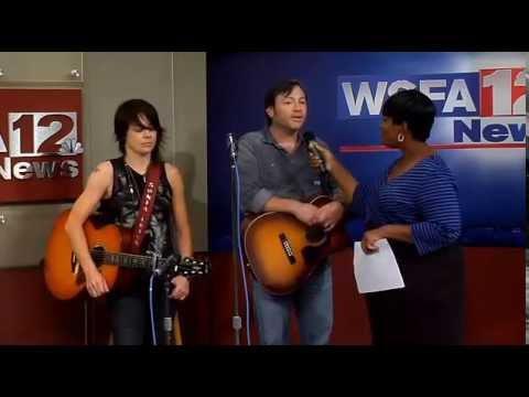 Sonia Leigh & Adam Hood- WSFA 12 News (Montgomery, AL)