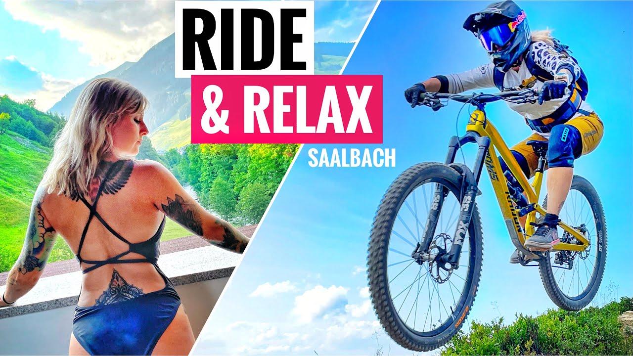 Bike & Relax in Saalbach inkl. Crash, Pooltime, Pro-, Blueline + Hacklbergtrail, Radon Swoop MTB