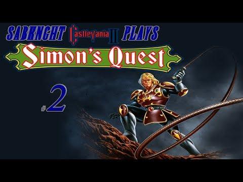 Let's Play ~ Castlevania II: Simon's Quest (Part 2)