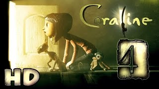 Coraline Walkthrough Part 4 (PS2) ~ Movie Game * HD *