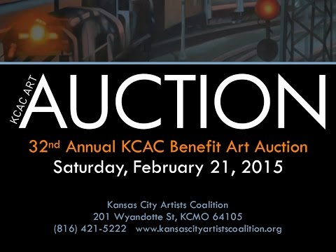 2015 KCAC Art Auction Slide Show