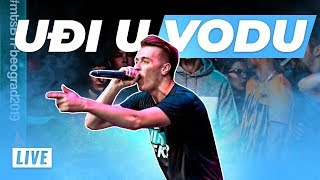 CHODA - UĐI U VODU (uživo - live)