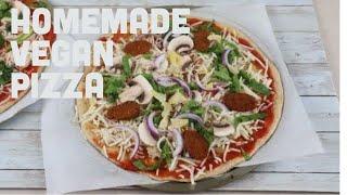 Homemade Pizza |   Pizza Casera