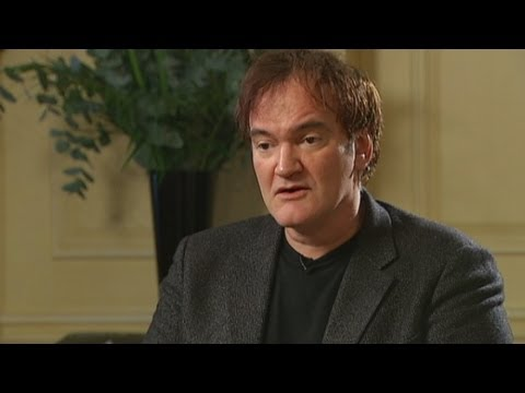 Quentin Tarantino interview: Django Unchained director loses his cool with Krishnan Guru-Murthy