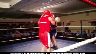 White Collar Heroes Boxing, CARLISLE FIGHT 5