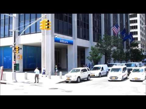 New York City views ~ Wall Street & South Street
