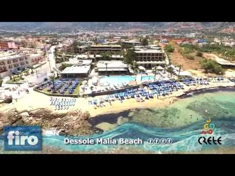 Hotel Dessole Malia Beach Kreta