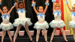 Alyssa Dance Recital (Tap & Ballet) 2012