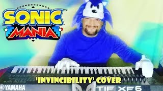 Sonic Mania - Invincibility (Cover by Max Albuquerque)