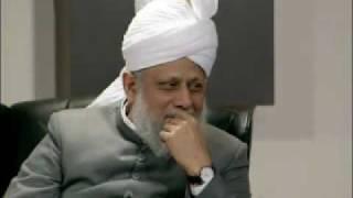 Gulshan-e-Waqfe Nau (Nasirat) Class: 24th January 2010 - Part 4 (Urdu)