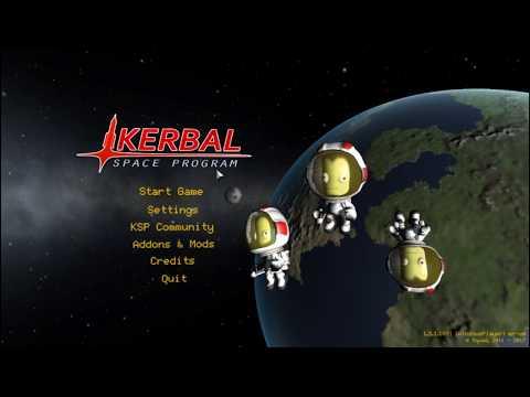 Going to orbit   Kerbal Space programme.