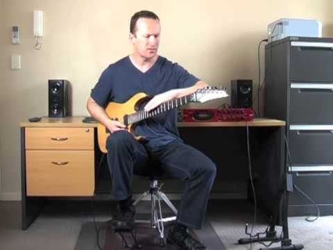 Sitting Positions For Guitar Practice