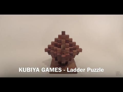 How To Unlock The Ladder Puzzle  - BY KUBIYA GAMES