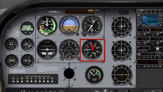 Flight Simulator Lesson 1: Flight Instruments