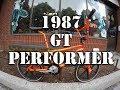 Custom 1987 GT Pro Freestyler Old School BMX Build @ Harvester Bikes