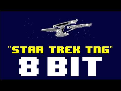 Star Trek The Next Generation (8 Bit Remix Cover Version) [Tribute to Star Trek] - 8 Bit Universe