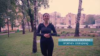 Утренняя зарядка | Видеоуроки «Elifbe»