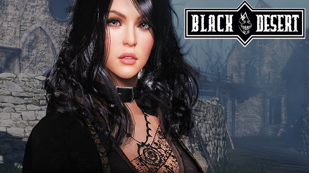 black desert online mmo conferindo o game youtube. Black Bedroom Furniture Sets. Home Design Ideas