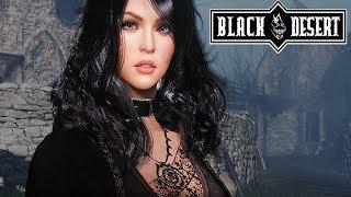 BLACK DESERT - ONLINE MMO : Conferindo o Game