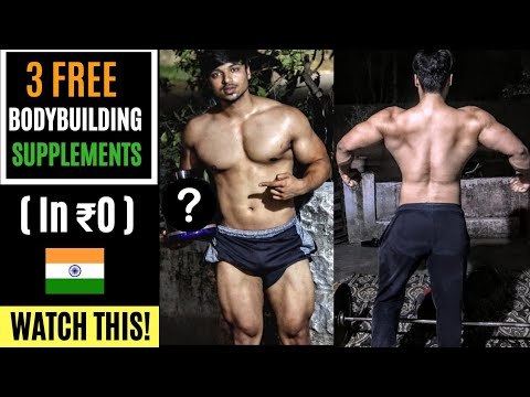 Three Best Bodybuilding Supplements That Changed My Life Rs 0 Youtube