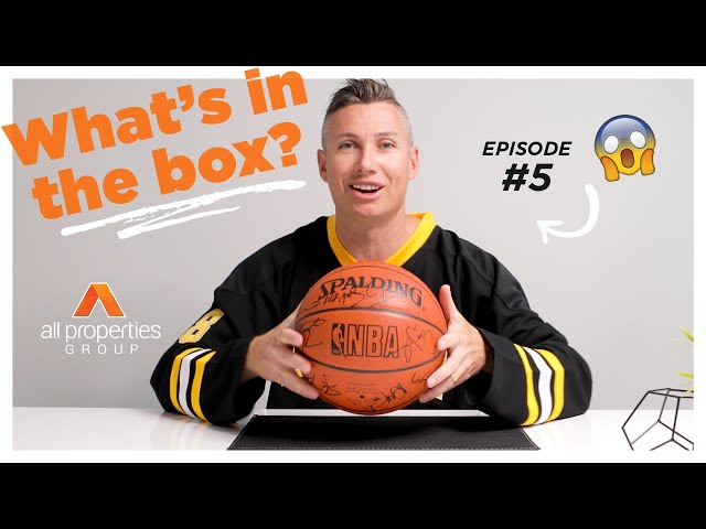 WHAT'S IN THE BOX?   Ep 5   Chris Gilmour