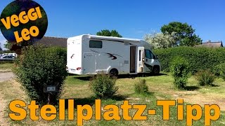 Wohnmobil-Stellpatz-Tipp an der Ostsee | Campingplatz Börgerende | Mecklenburg-Vorpommern