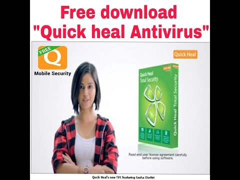 How To Download Quick Heal Antivirus For Android Phone And Free Download
