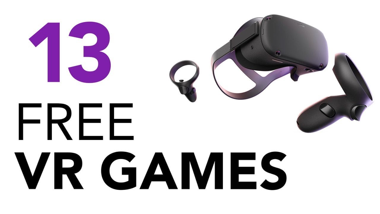 13 Free Vr Games - Oculus Quest - July 2019 - Youtube-3038