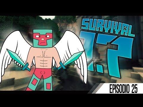 Survival 1.7 | Ep. 25 |  Iron Foundry: C´est fini | NachoElCraftero