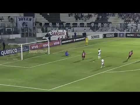 Ponte preta 1X3 Atlético GO Melhores momentos e Gols - Brasileirão 2017