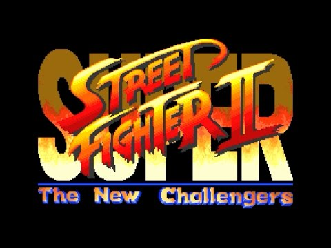 SUPER STREET FIGHTER II(GENESIS)