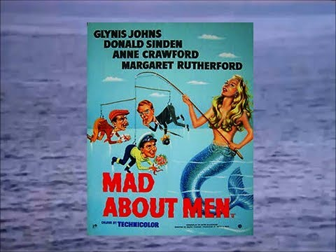 Mad About Men 1954 Glynis Johns