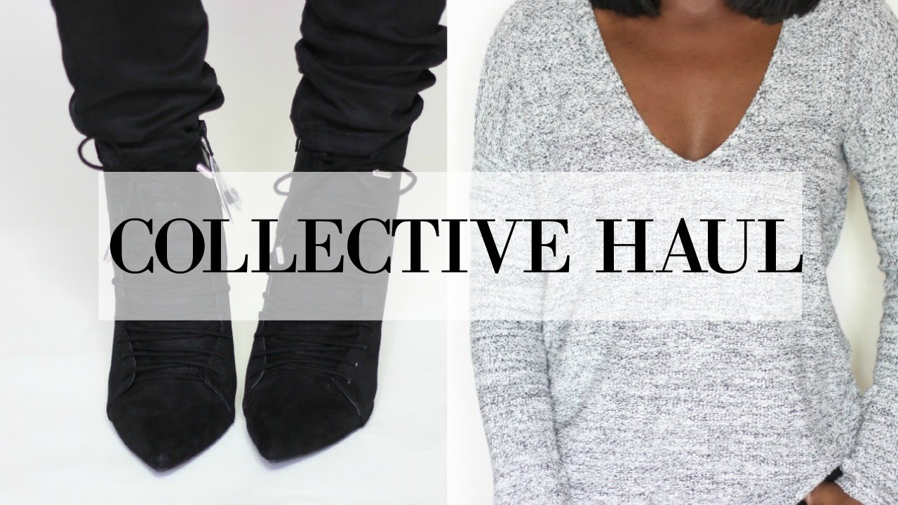 7bb2e34527ef Collective Fall Haul + Try On | stylesbyfash by Styles By Fash