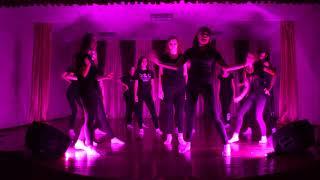 Конкурс талантов СШ№14 г. Брест танец девочек 11 Б ГРАН_ПРИ