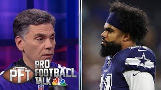 Minnesota Vikings defense stifles Dallas Cowboys in SNF win | Pro Football Talk | NBC Sports