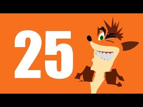 25 Curiosidades de Crash Bandicoot