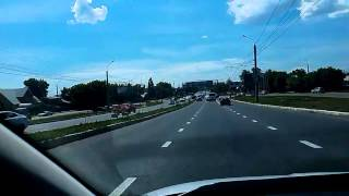 ДТП два кроссовера. Оренбург
