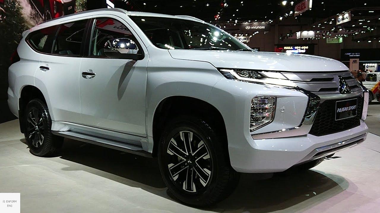 Mitsubishi Pajero Sport phiên bản Facelift 2.4 dầu hệ dẫn động bốn bánh