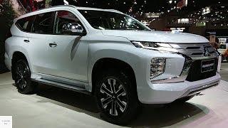 2020 Mitsubishi Pajero Sport Facelift 2.4 Diesel 4WD / In Depth Walkaround Exterior & Interior