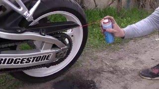 Термостойкая литиевая смазка BOSNY Grease Spray(, 2016-04-19T05:51:01.000Z)