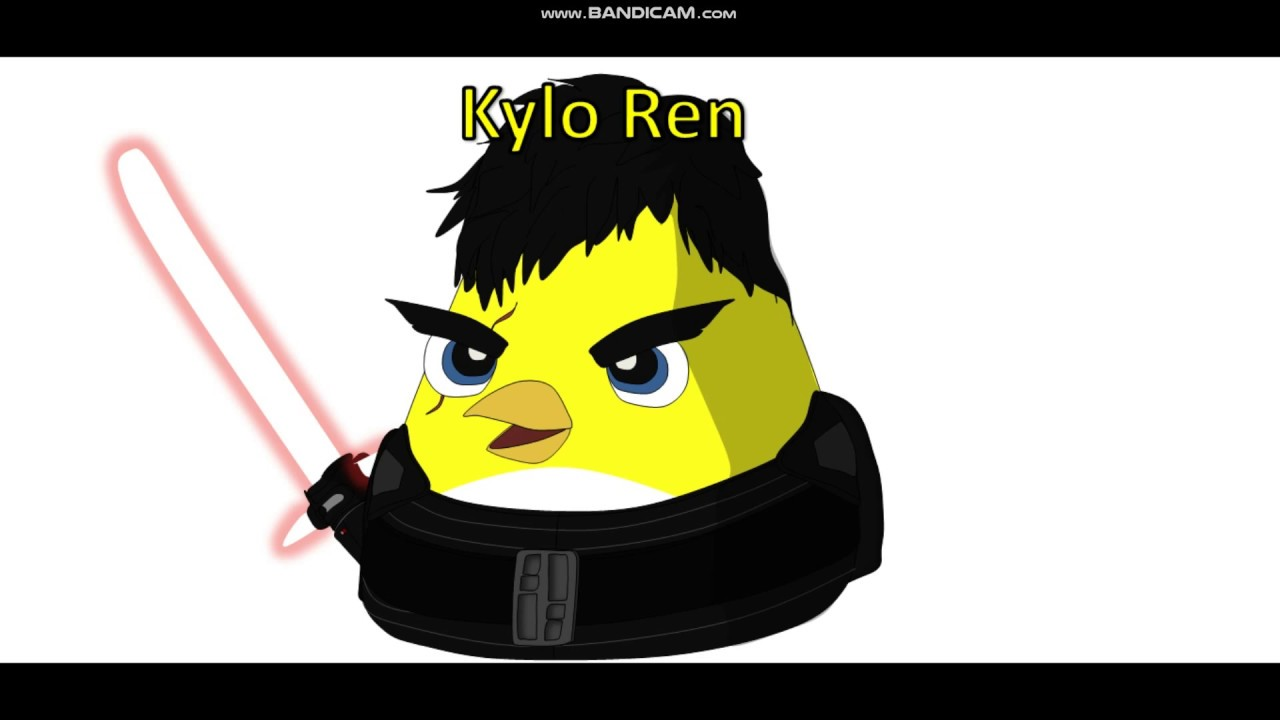 Angry Birds Star Wars Episode Ix The Rise Of Skywalker Characters Youtube