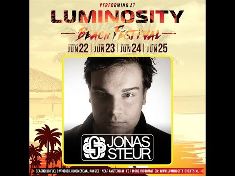 Jonas Steur [FULL SET] @ Luminosity Beach Festival 25-06-2017