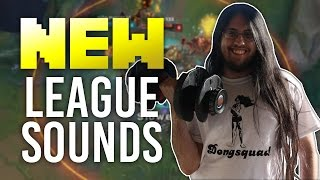 Imaqtpie - NEW LEAGUE SOUNDS