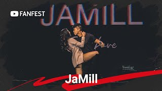 JaMill @ YouTube FanFest Manila 2019