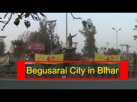 Begusarai City in Bihar