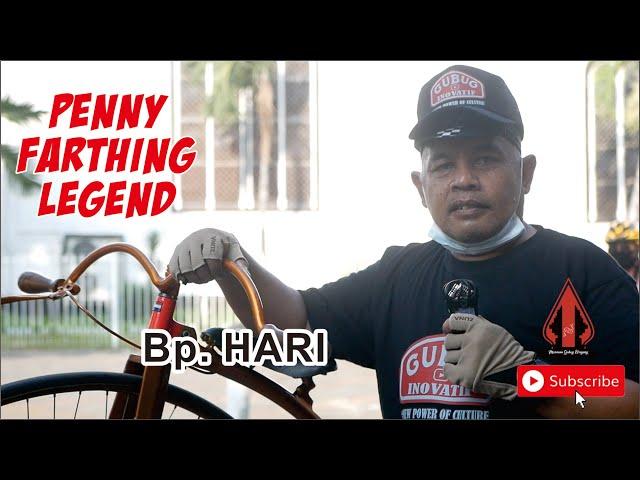 Pecinta Penny Farthing - HARI    SEMARANG