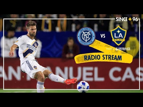 LA Galaxy at NYCFC | Radio Livestream