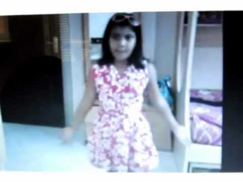 Pinky dancing for Kevvu Keka