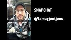 Lass die Bank Sitzen - Snapchat Story 31.1.16