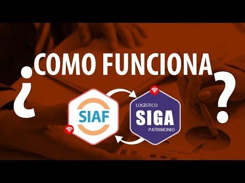 SIAF y SIGA 2017 - Diploma de Alta Esecialización